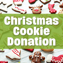 Christmas Cookie Donation
