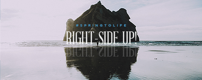Right-Side Up