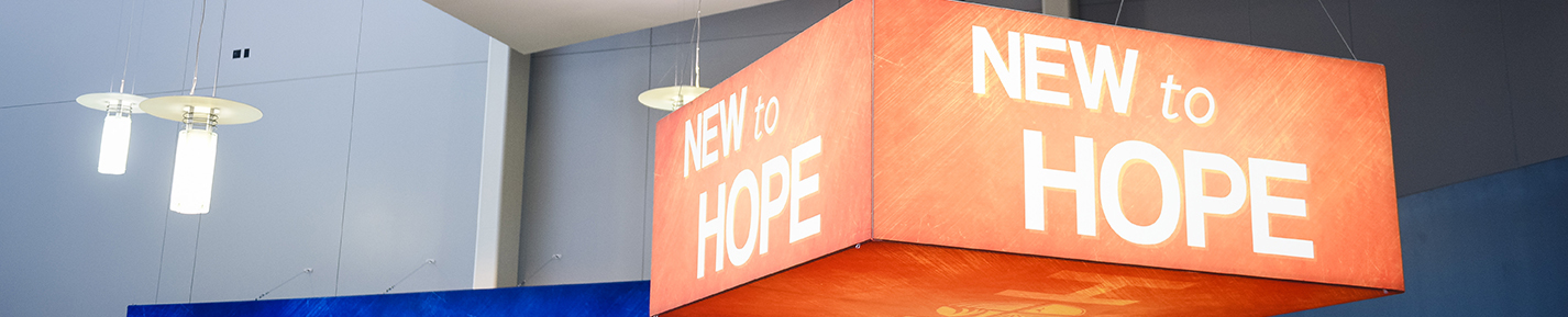 New to Hope?