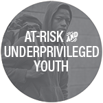 At Risk and Underprivileged