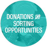 Donations and Sorting